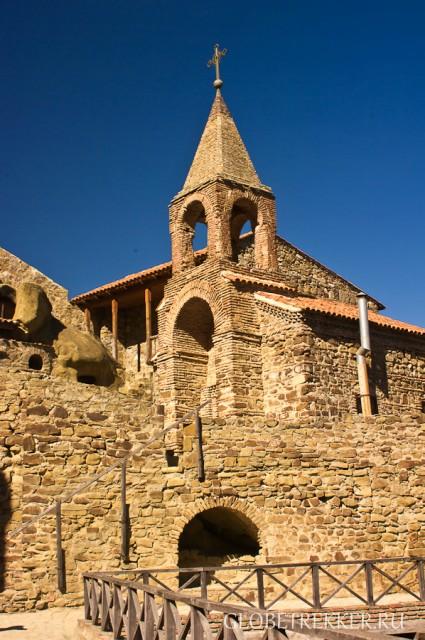 Пещерный монастырь Давид Гареджи