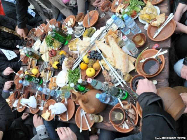 Про грузинскую кухню, сванские завтраки и тбилисские духаны