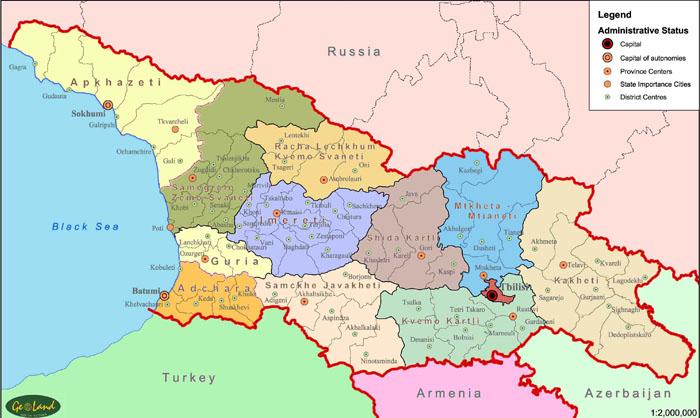 Грузия: инструкция по применению 1