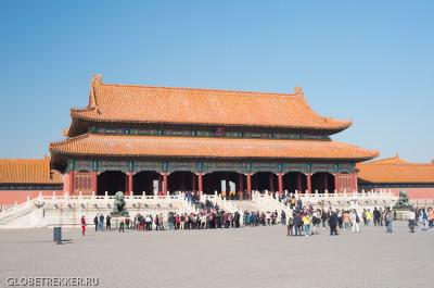 Пекин: Пурпурный Запретный Город, 故宫 7