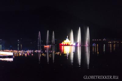 Лой Кратонг '2013 в Хуа Хине и Као Тао 3
