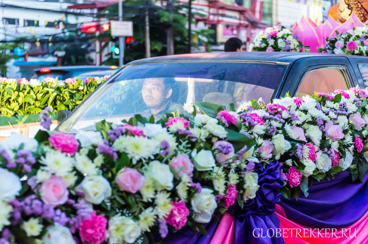 Лой Кратонг 2013 в Хуа Хине и Као Тао