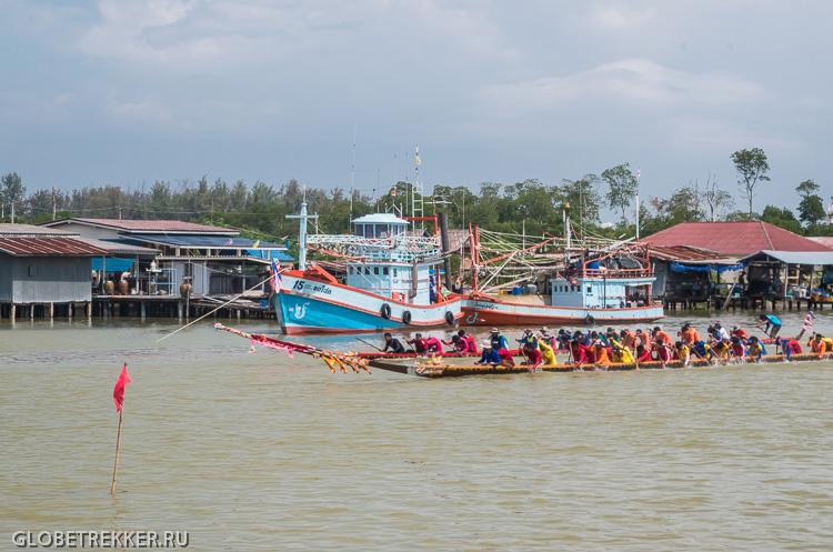 Драконьи лодки в Кальмарьей деревне 15