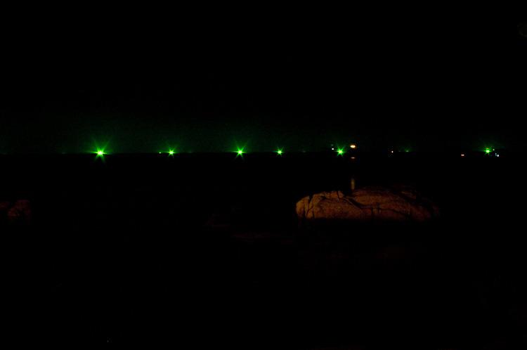Драконьи лодки в Кальмарьей деревне