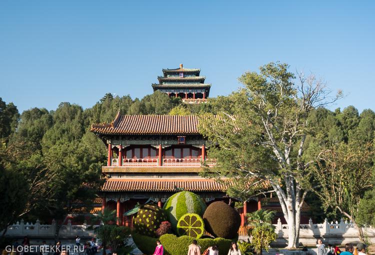 Парк Цзиншань 景山
