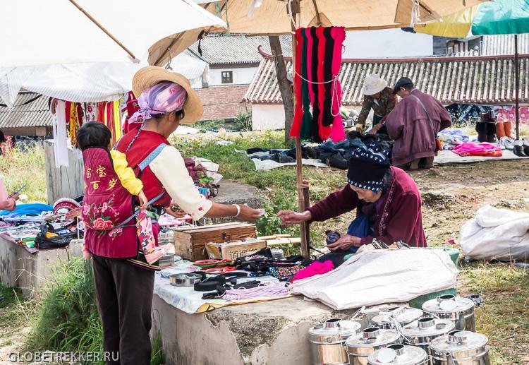 Традиционный рынок в Шапине 5