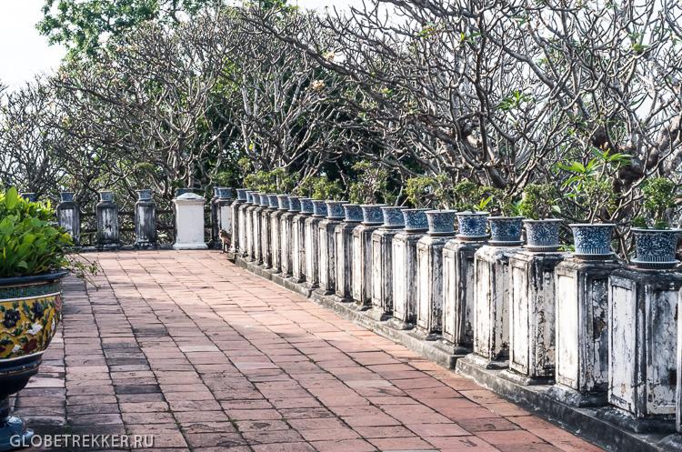 Королевский дворец Пра Накхон Кири в Петчабури