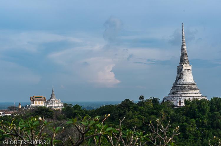 Королевский дворец Пра Накхон Кири в Петчабури 21
