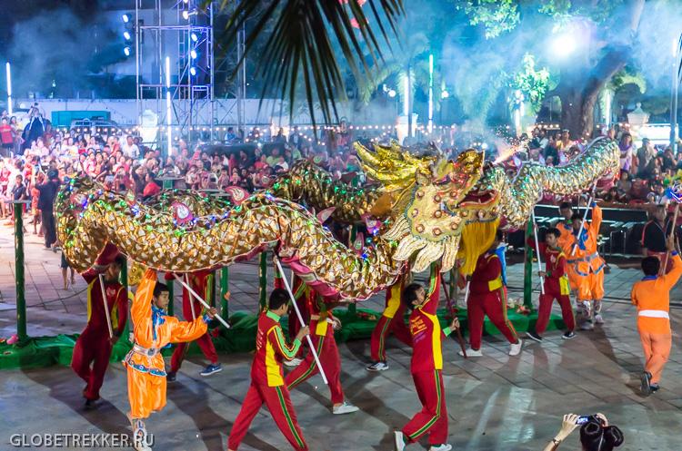 Китайский Новый Год в Хуа Хине 13