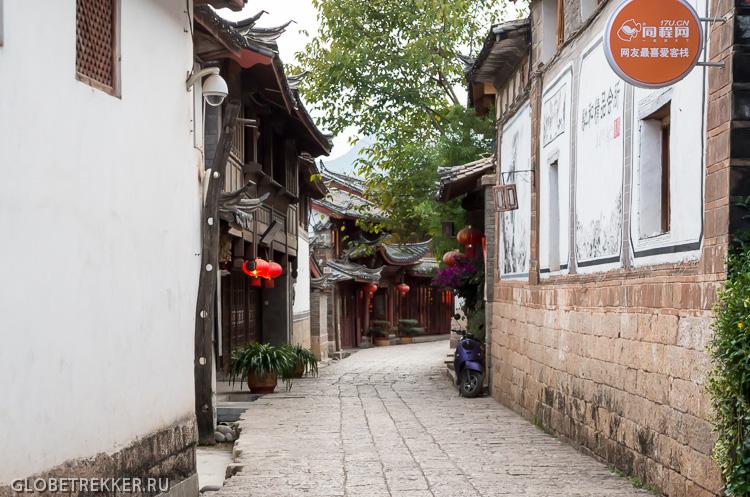 Лицзян   Китайская Венеция 丽江