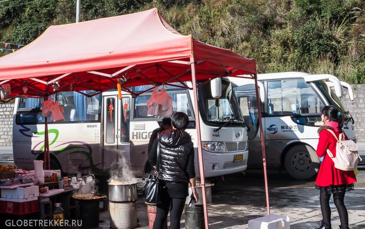 Ущелье Прыгающего Тигра, день первый: Лицзян   Цяотоу   Tea Horse Trade Guesthouse