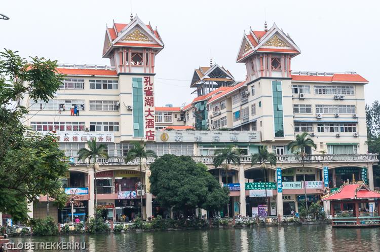 Сишуаньбанна: китайский Таиланд