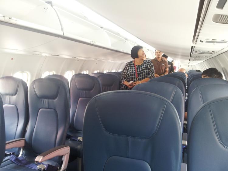 Хат Яй   Хуа Хин на самолете