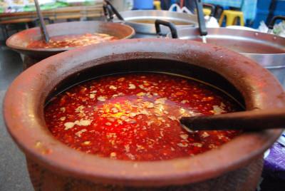 Кровожадная сторона тайской кухни