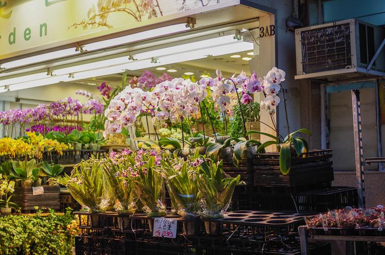 Рынки Гонконга