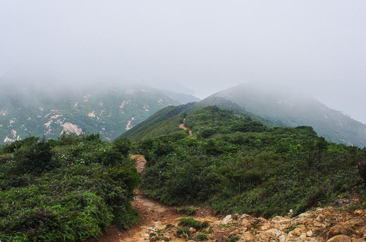 """Трек """"Спина Дракона"""" в Гонконге 20"""