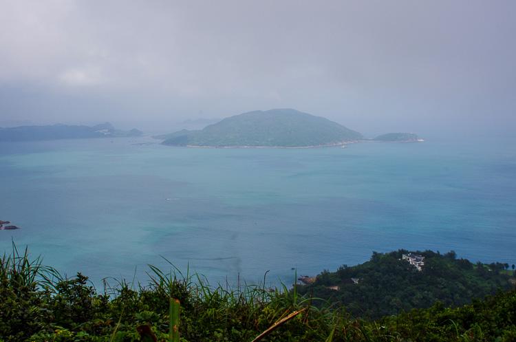 Трек Спина Дракона в Гонконге