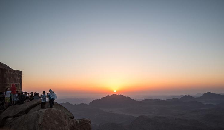 На гору Синай за отпущением грехов 17