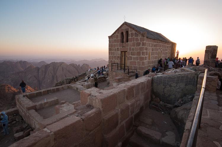 На гору Синай за отпущением грехов