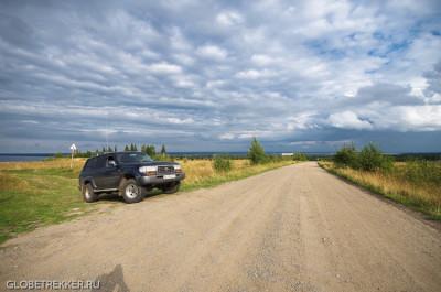 Русский Север - Поонежье на авто: маршрут 1