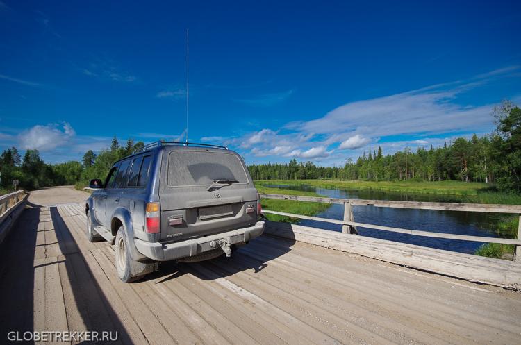 Русский Север   Поонежье на авто: маршрут