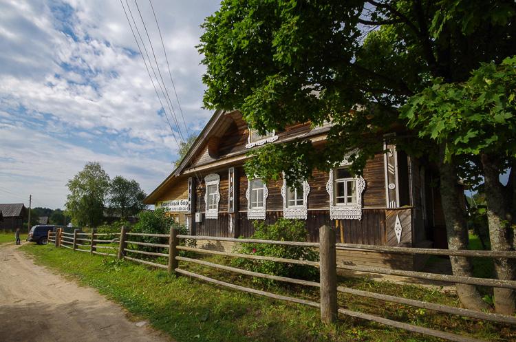 Вологда   Ферапонтово   Липин Бор
