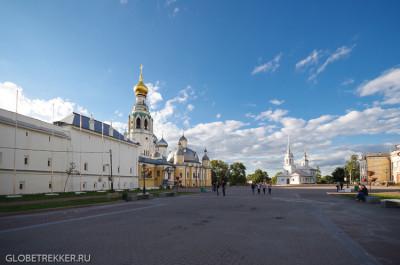 Вологда - Ферапонтово - Липин Бор 6