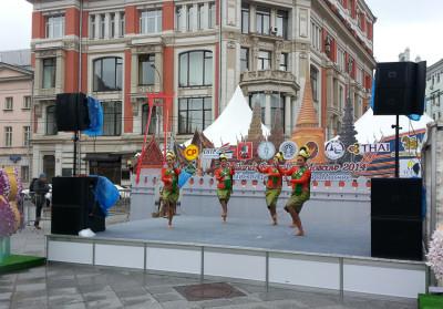 Тайский фестиваль в Москве 2
