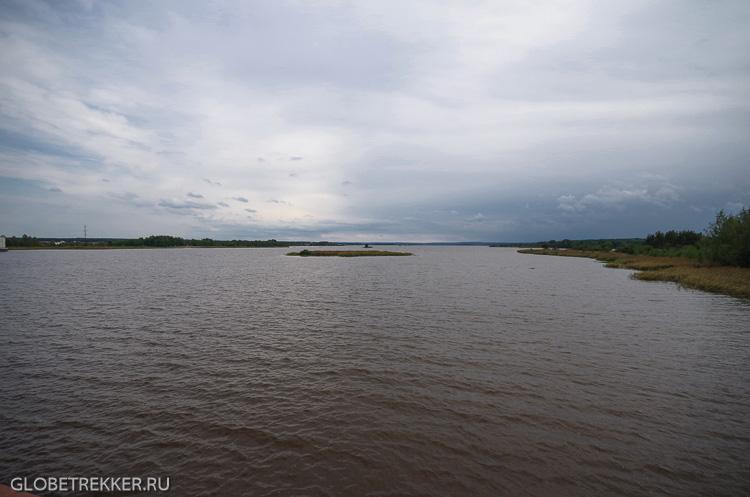 Подводная лодка музей в Вытегре