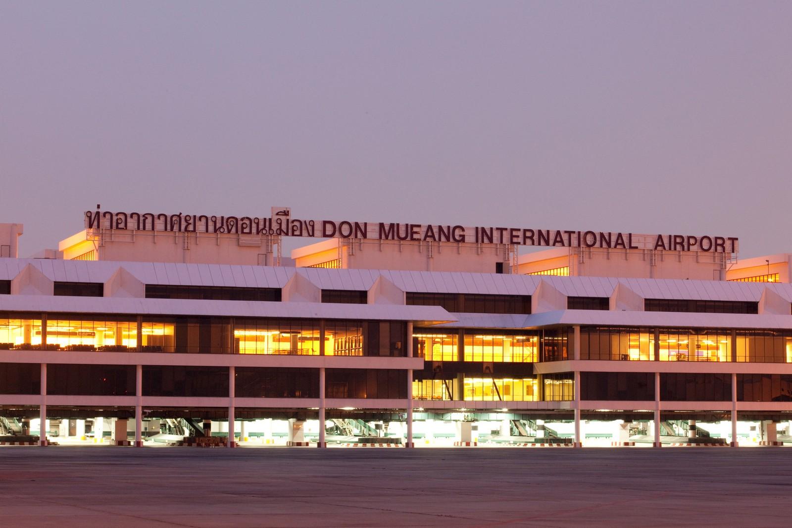 Аэропорт Дон Муанг (Don Mueang): как добраться из Суварнабхуми и Бангкока, схема, камера хранения и прочие полезные вещи 4
