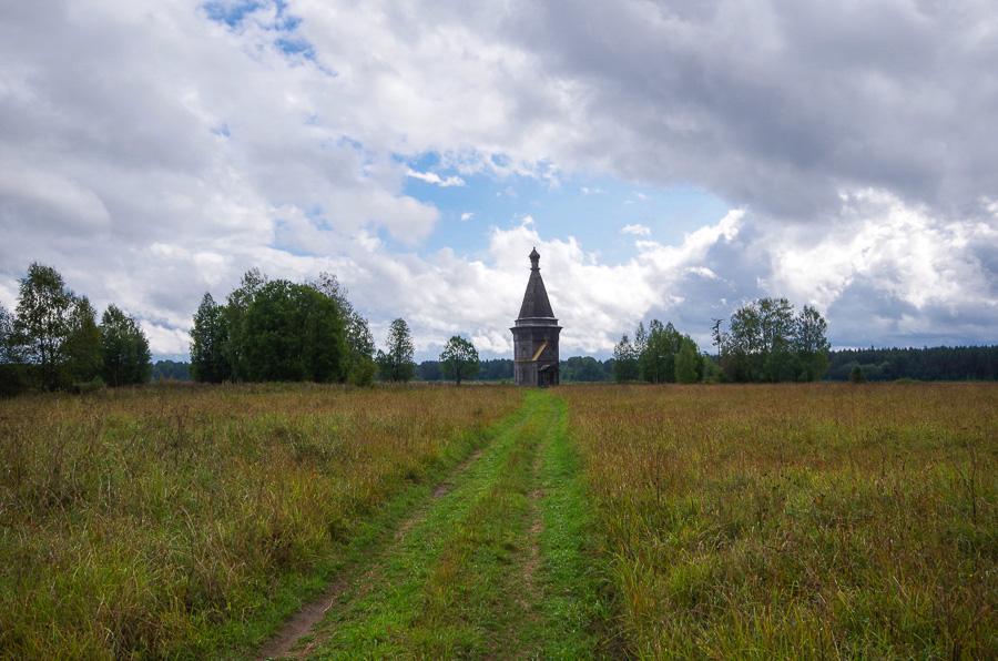 Окрестности Каргополя: Красная Ляга и Большая Шалга 8
