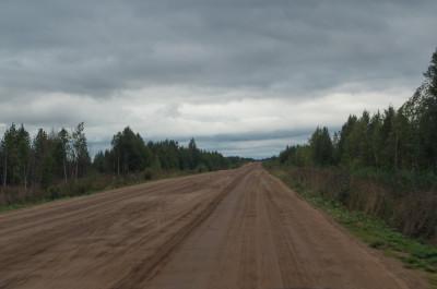 Неудача в Онеге и дорога в Северодвинск 5