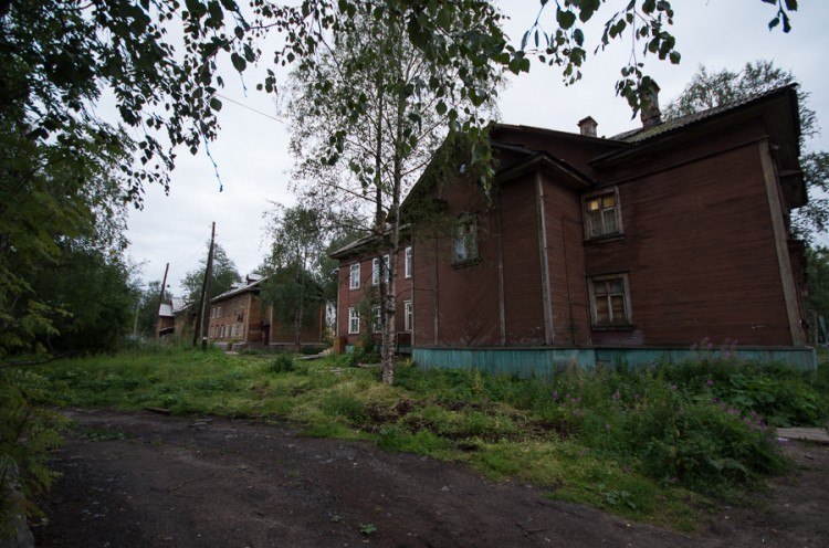 Архангельск   город доски, трески и палтуса