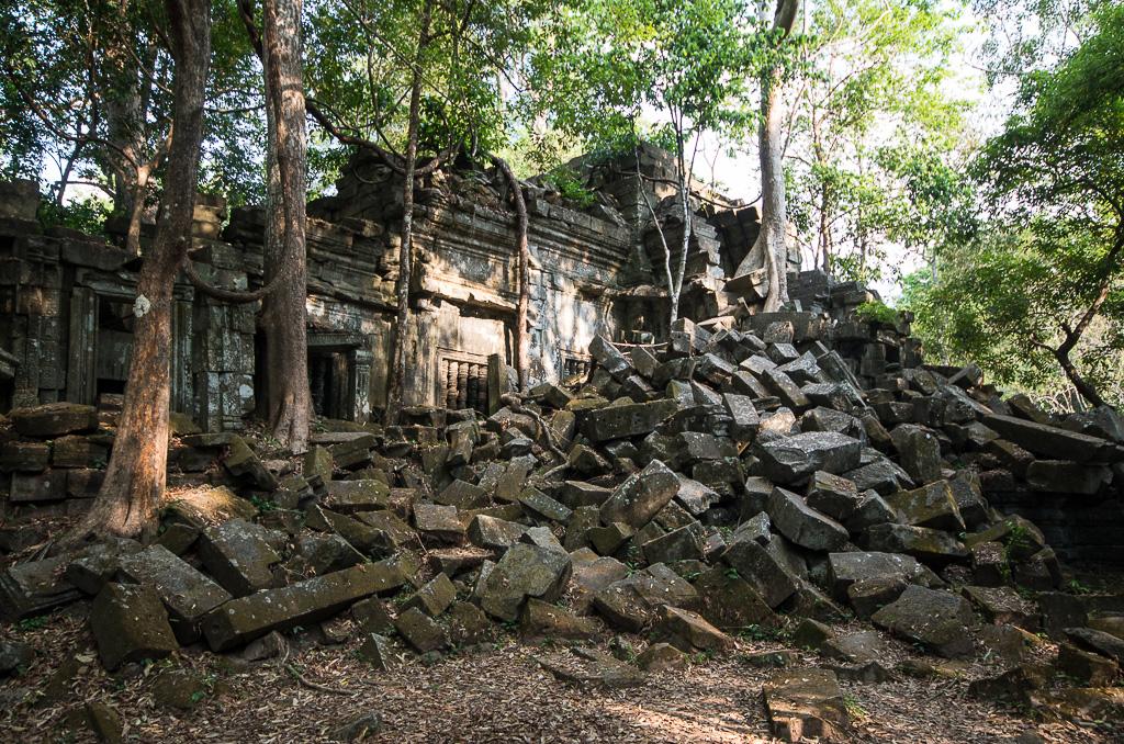 Бенг Мелиа   нетронутый Ангкор