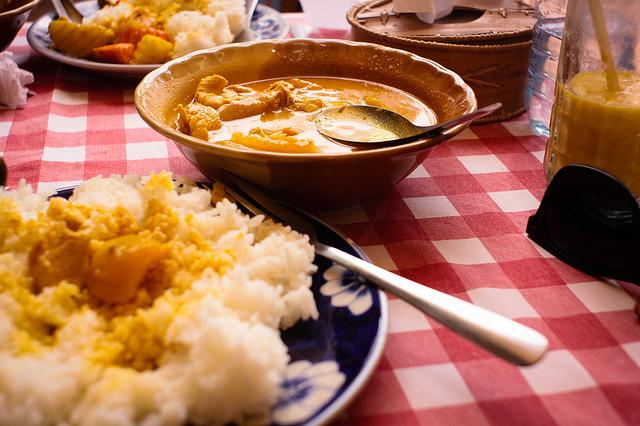 Кхмерская кухня: внезапно вкусно