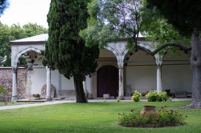 Дворец Топкапы - скучный музей и лучшие виды на Стамбул 22