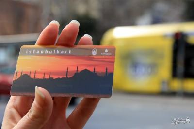 Istanbulkart - обязательная покупка в Стамбуле 3