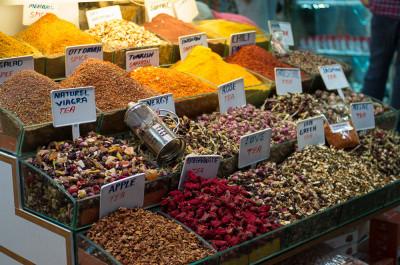 Гранд-Базар и Египетский Рынок в Стамбуле 10