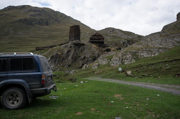 Дартло, Чешо, Парсма и другие села Пирикитского ущелья