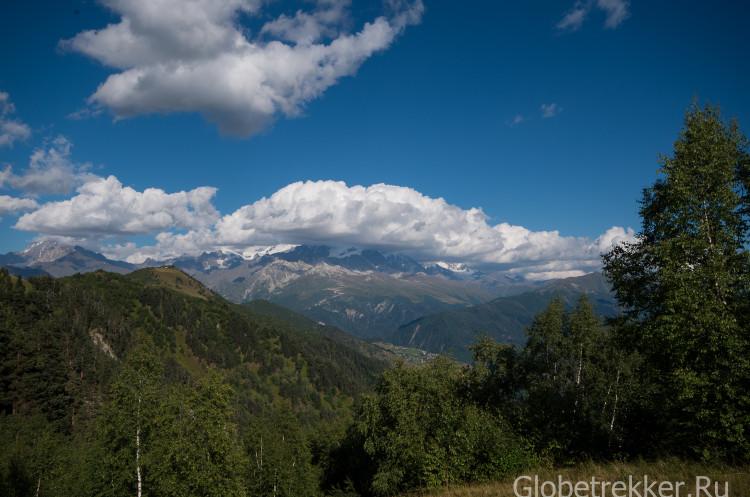 Хацвали   горнолыжный курорт в Местии, Сванетия