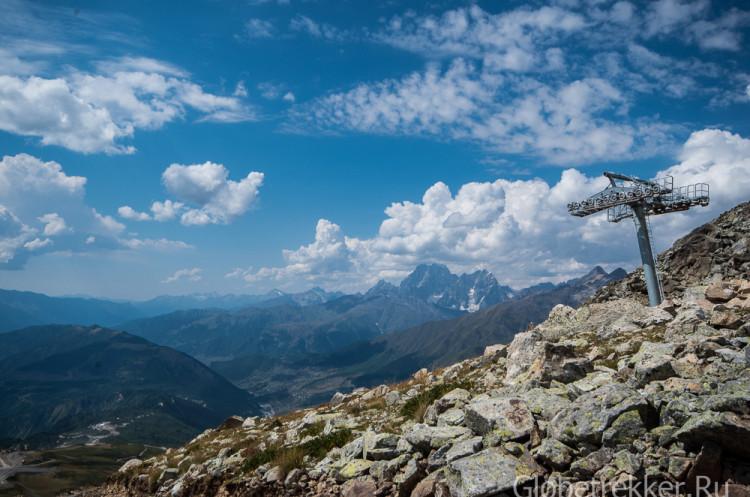 Тетнульди   новый горнолыжный курорт в Сванетии