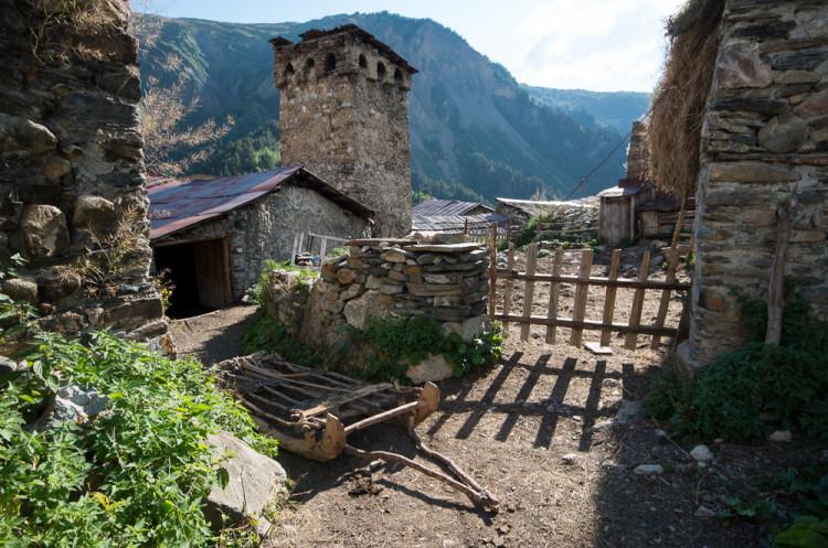 Адиши   Вольная Сванетия без туристов и прикрас