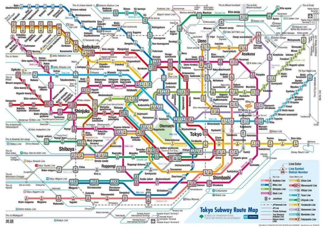 Токио, день 0: виза, аэропорт, деньги, связь, жильё, транспорт, маршрут и прочее насущное